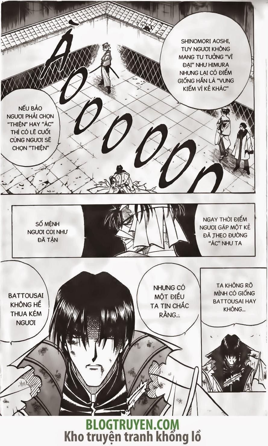 Rurouni Kenshin chap 140 trang 16