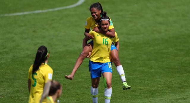 Mundial Sub-20 Feminino dia #3: O alívio brasileiro