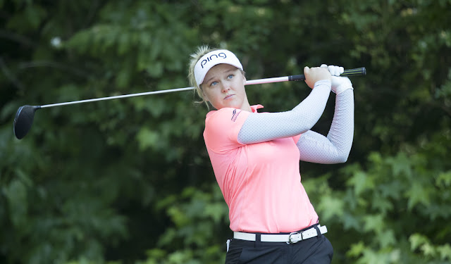 Brooke Henderson won on the LPGA Tour after Monday qualifying