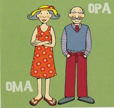 Afbeeldingsresultaat voor opa en oma jules