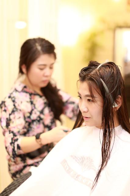 Hair Makeover @ Daisuke Salon De Coiffure - hiphippopo com