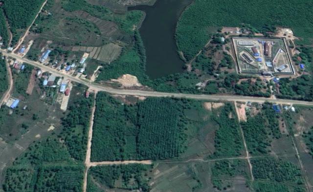 ေအာင္ထက္ဦး (Myanmar Now) ● ဘားအံေထာင္ေဖာက္ေျပးသူမ်ားထဲမွ ထက္ဝက္ ျပန္မိေၾကာင္း ျပည္နယ္ရဲမွဴးေျပာ