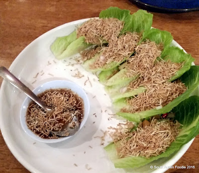 Sap's Thai mieng kum