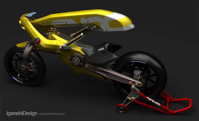Concept by Igarashi Design