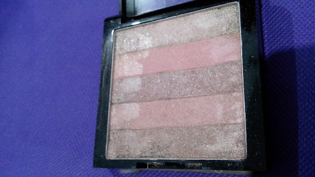 Revlon Highlighting Palette in Rose Glow review