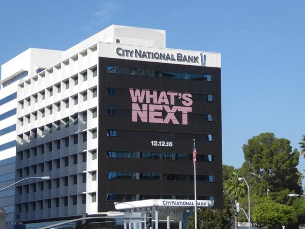 Americas Next Top Model season 23 Whats Next billboard