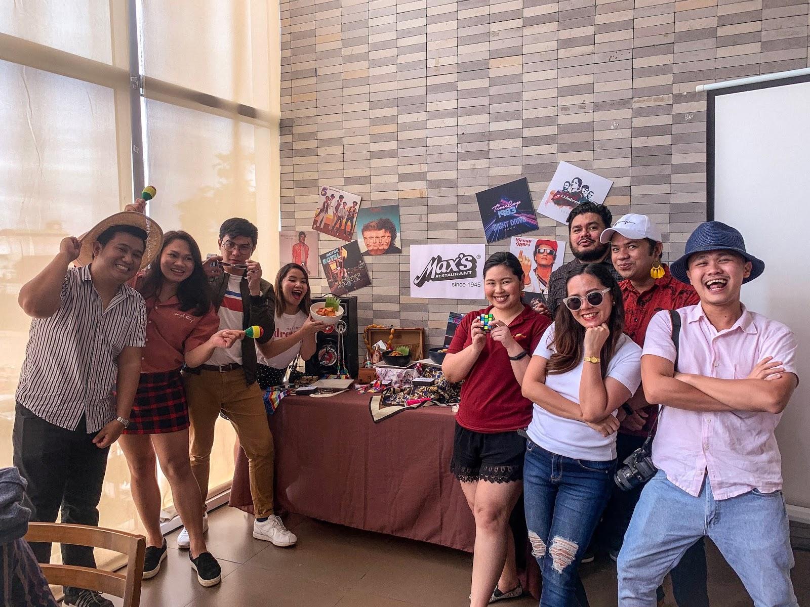 Max's Restaurant Davao Bloggers Society
