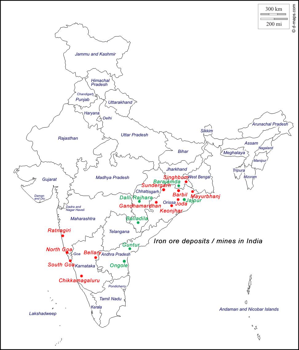 IRON ORE MINES IN INDIA EPUB