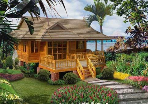 บริษัทรับสร้างบ้าน Householder การสร้างบ้านสำเร็จรููป