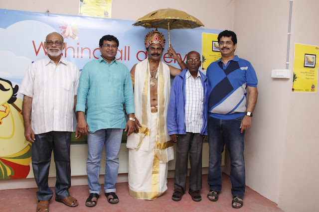 Maha Cement Onam Festival Celebrations at St. Alphonsa's Church Hyderabad