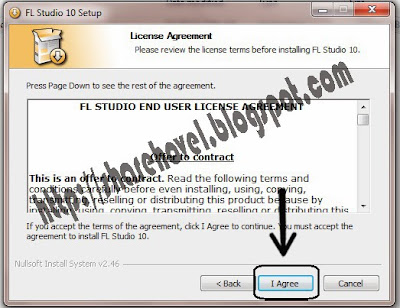 Step 2 Cara Install FL Studio 10 Full Version Disertai Gambar by sharehovel