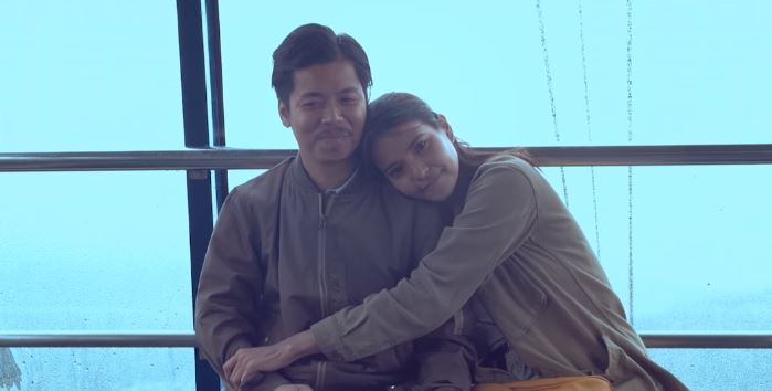 Alessandra de Rossi as Lea and Empoy Marquez as Tonyo