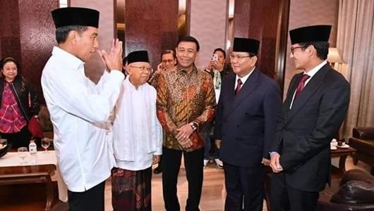 Ditanya Kenapa Tak Serang Jokowi di Debat, Ini Jawaban Prabowo