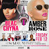 Amber Rose & Blac Chyna to fly all the way to Canada for $30k & $25k?