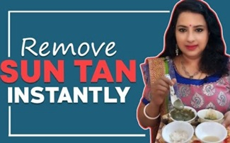 Most effective sun Tan removal home| 100% result | summer care | Vasunthara Tips