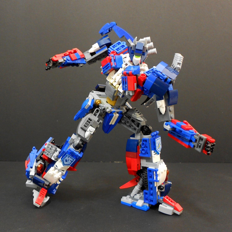 Alanyuppie's LEGO Transformers: LEGO The Last Knight ...