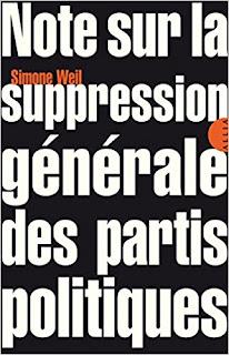 Note Sur La Suppression Générale Des Partis Politiques PDF