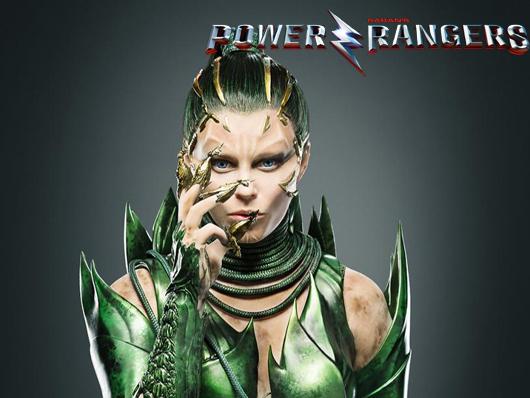 Nuevas fotos de Rita Repulsa en 'Power Rangers'