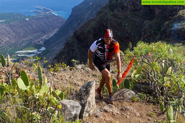 Transvulcania alza el telón con el Kilómetro Vertical Binter más disputado de la historia