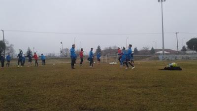 Η αποστολή των παικτών του ΠΑΣ Γιάννινα για την ρεβάνς με τον Πλατανιά