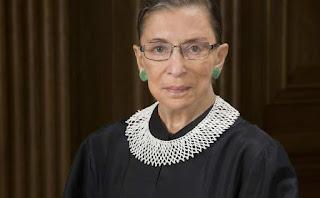 Pro-abortion Justice Ruth Bader Ginsburg