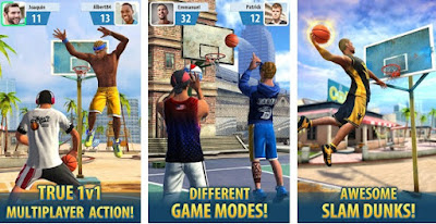 Download Game Bola Basket Hp Android Terpopuler Gratis