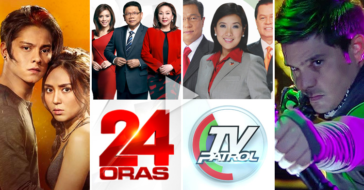 Who dominates AGB Nielsen & Kantar Media TV Ratings (Oct 9 to 15, 2017)?