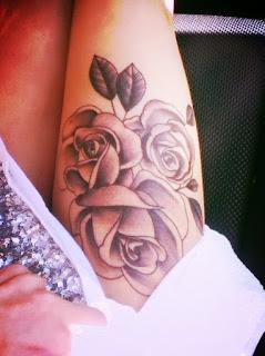tattoos de mulher