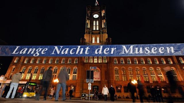 Lange Nacht der Museen em Berlim