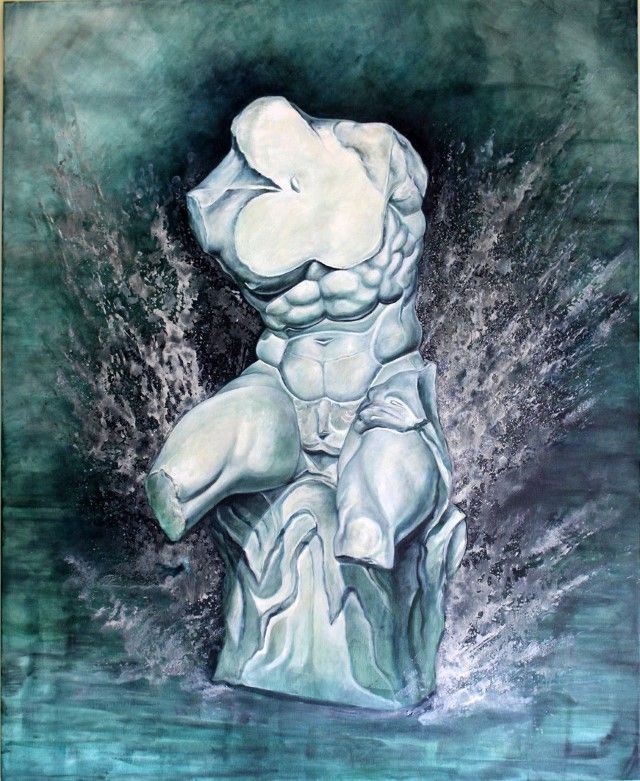 Фигуративный сюрреализм. Carlos Javier Melero