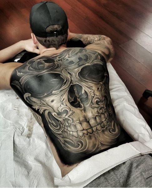 50 Best Full Back Tattoos Designs And Ideas 2019 Page 2 Of 5