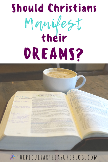should-christians-manifest-their-dreams?