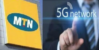 Amazing! MTN Introduces First Ever 5G Network Technology in Africa