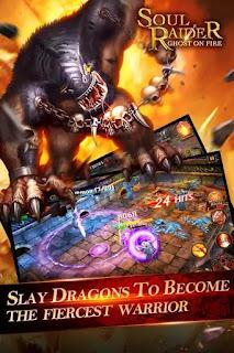 Soul Raider Ghost On Fire Mod Apk v1.2.9 (Mega Mod)