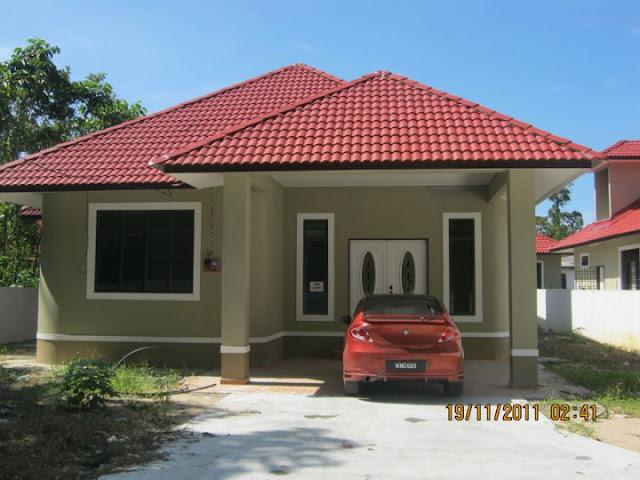 Rumah Sederhana Ala Kampung