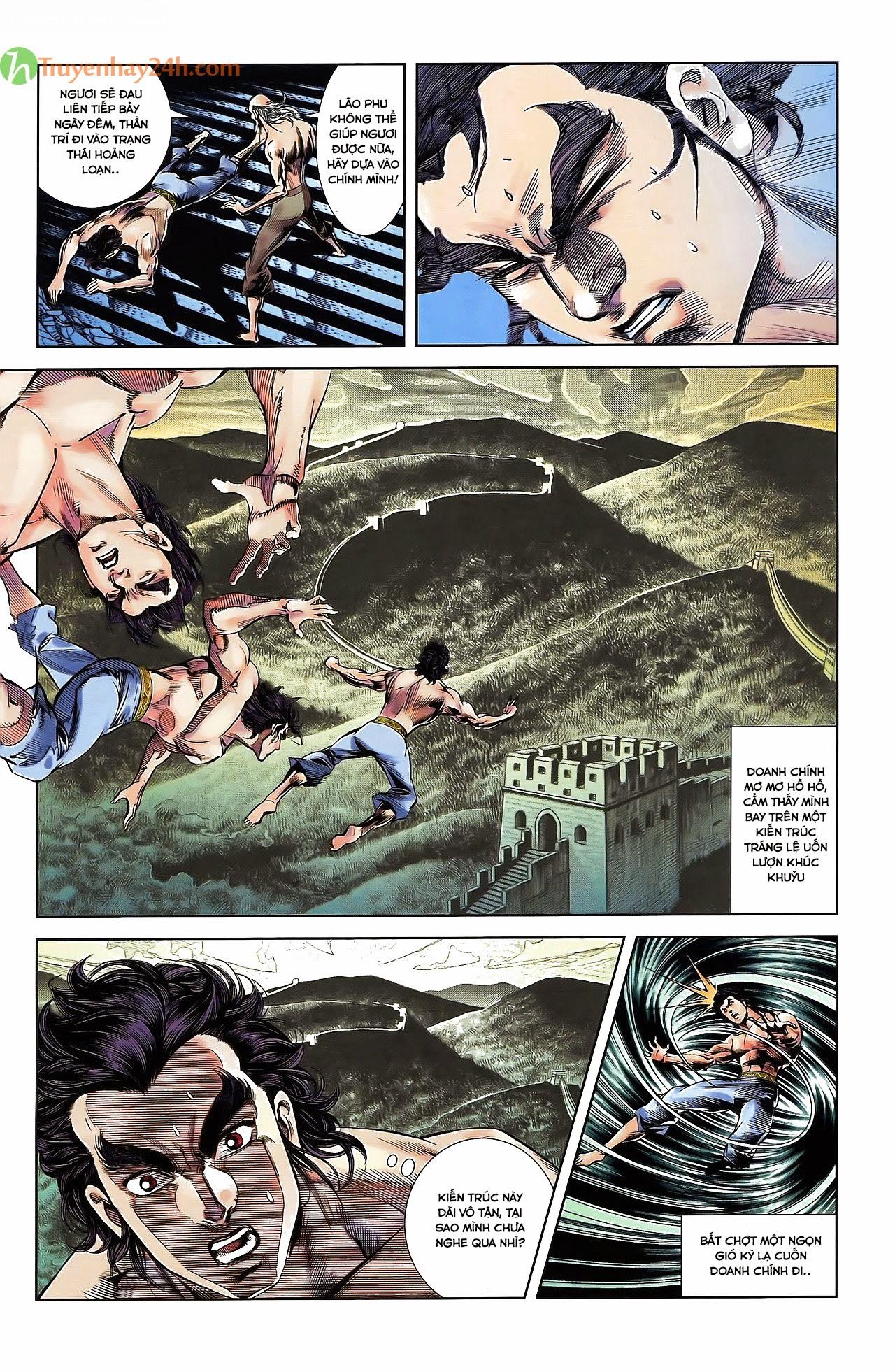 Tần Vương Doanh Chính chapter 30 trang 20