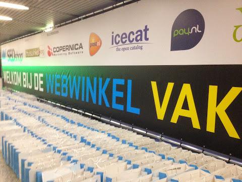 圖說: 荷蘭電商展覽入口,圖片來源: by JJ Jan
