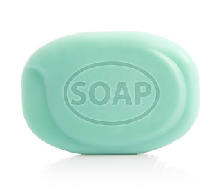 Soap tablet