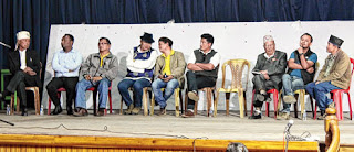 chairmen of the Darjeeling development boards