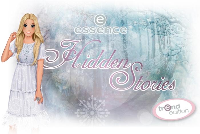 """ESSENCE - """"HIDDEN STORIES"""" ( EDYCJA LIMITOWANA )"""