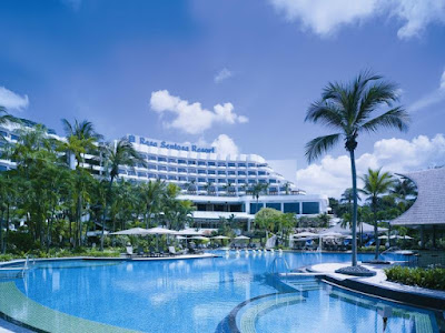 Cheap Hotel: Shangri-La's Rasa Sentosa Resort & Spa