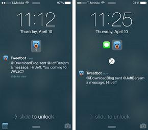 Priority Hub iPhone