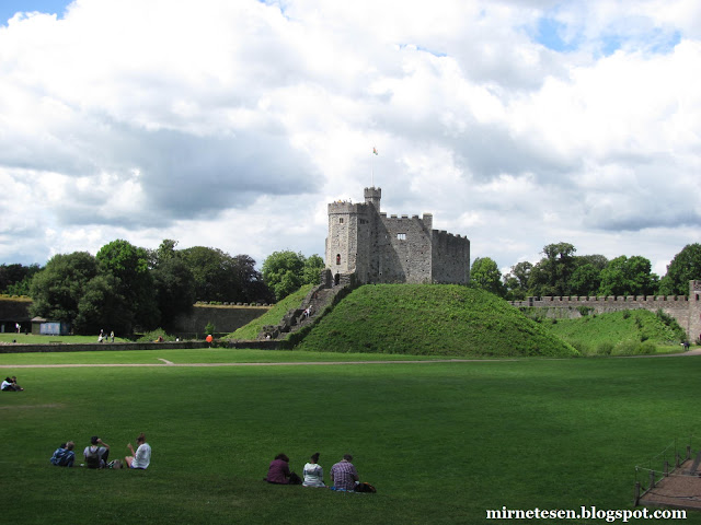 Кардиффский замок