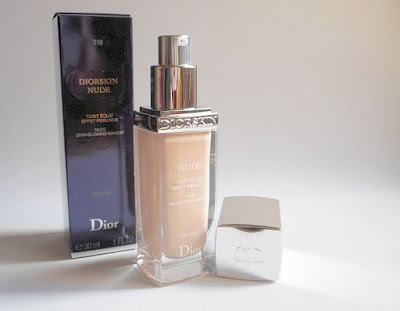 Diorskin Nude Glowing Makeup, y mi wishlist Dior en Notino.