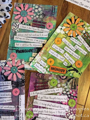 Exodus Devotional Art Cards by Lynn Shokoples
