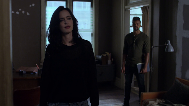 Marvel's Jessica Jones Season 2 Dual Audio [Hindi-DD5.1] 720p HDRip ESubs Download