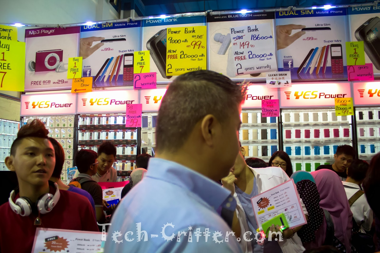 Coverage of the Malaysia IT Fair @ Mid Valley (17 - 19 Jan 2014) 285