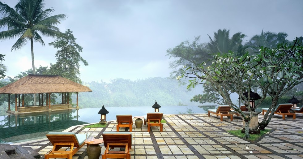 Top 10 stunning resorts in bali for Great hotels in bali