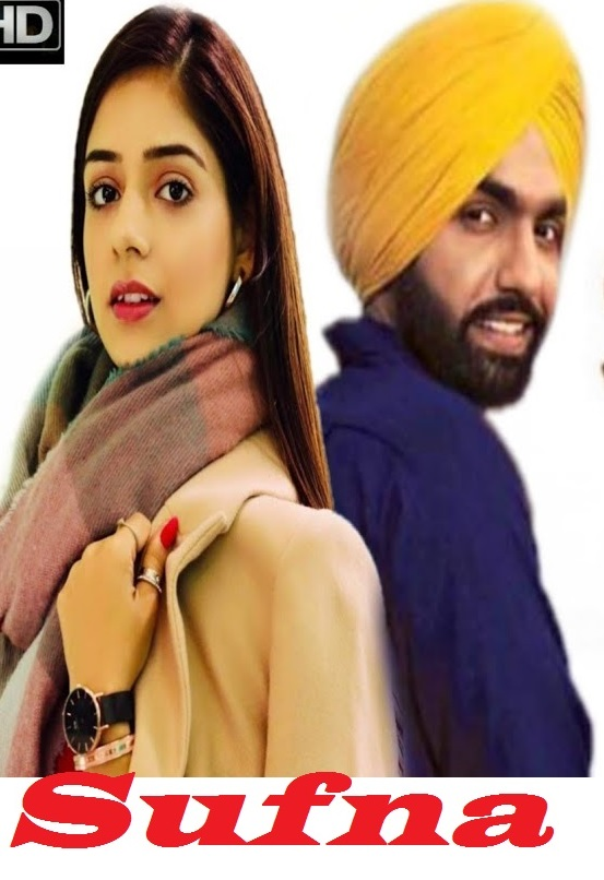 Sufna (2020) Punjabi Movie 720p WEB-DL 1.2GB Free Download