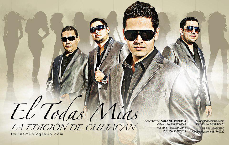 La Edicion De Culiacan - El Todas Mias (2012)